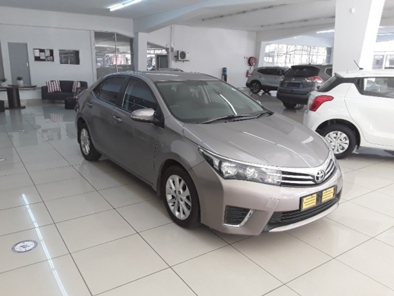 2015 Toyota Corolla 1.4D Prestige Free State Bloemfontein_0