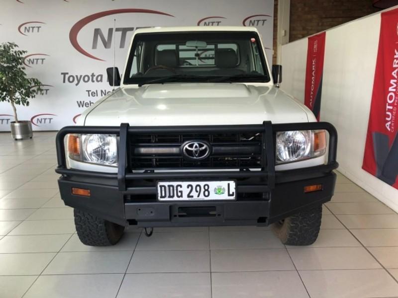 2011 Toyota Land Cruiser 79 4.0p Pu Sc  Limpopo Louis Trichardt_0