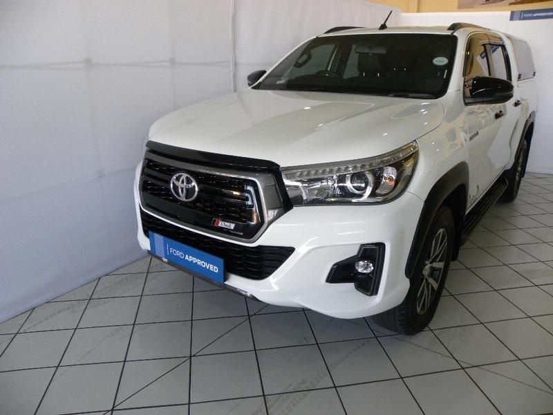 2019 Toyota Hilux 2.8 GD-6 RB Auto Raider Double Cab Bakkie Gauteng Springs_0