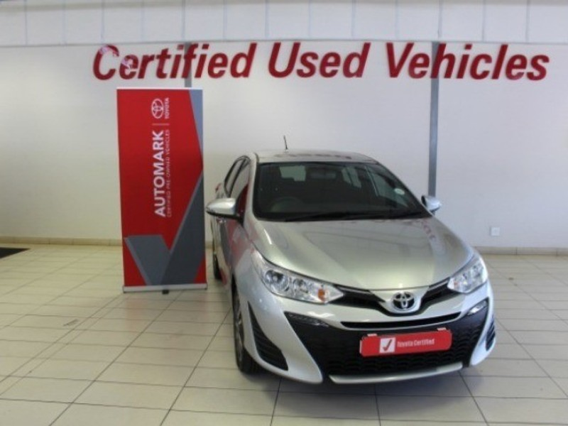 2020 Toyota Yaris 1.5 Xs CVT 5-Door Western Cape Stellenbosch_0