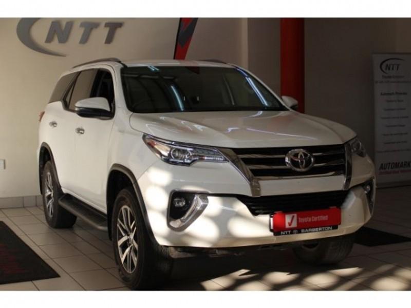 2018 Toyota Fortuner 2.8GD-6 RB Auto Mpumalanga Barberton_0