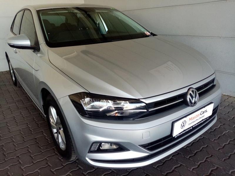 2019 Volkswagen Polo 1.0 TSI Comfortline North West Province Rustenburg_0