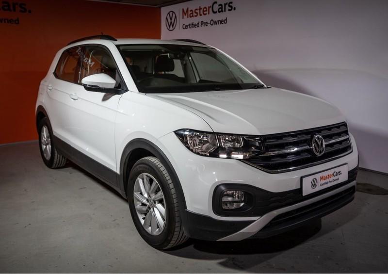 2019 Volkswagen T-Cross 1.0 Comfortline DSG Gauteng Johannesburg_0