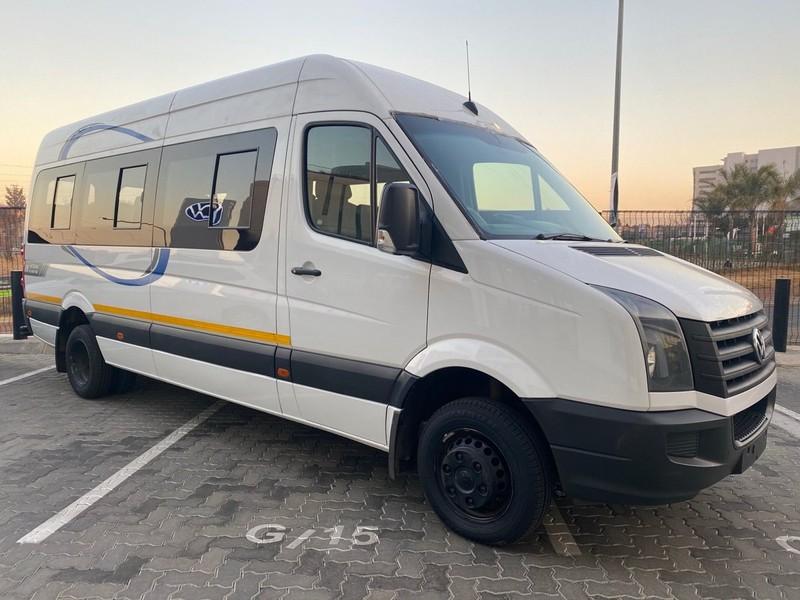 2018 Volkswagen Crafter 50 2.0 Tdi Hr 80kw Fc Pv  Gauteng Johannesburg_0