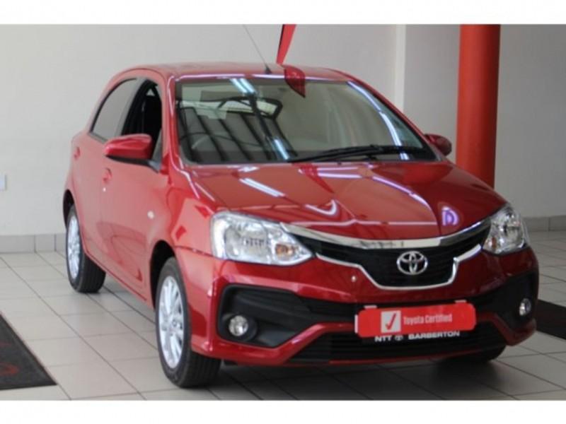 2020 Toyota Etios 1.5 Xs 5dr  Mpumalanga Barberton_0