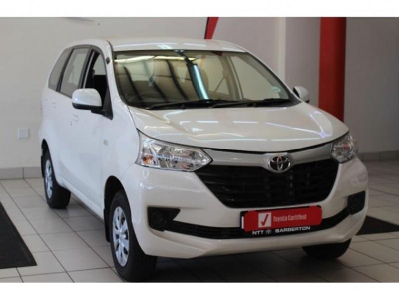 2019 Toyota Avanza 1.5 SX Mpumalanga Barberton_0
