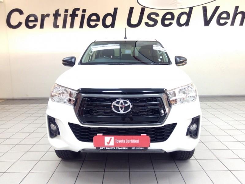 2020 Toyota Hilux 2.4 GD-6 SRX 4X4 Double Cab Bakkie Limpopo Tzaneen_0