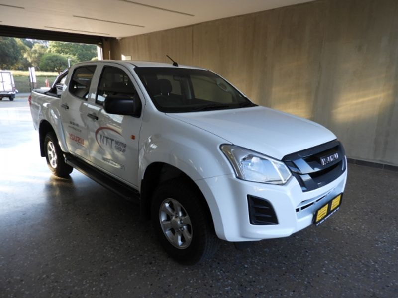 2020 Isuzu D-MAX 250 HO Hi-Rider Double Cab Bakkie Limpopo Tzaneen_0