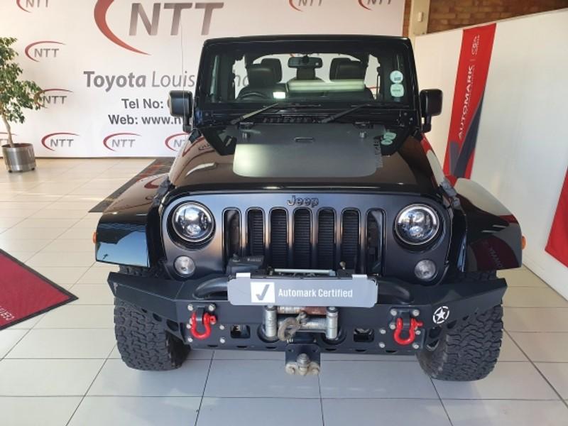 2015 Jeep Wrangler Unlimited 3.6l V6 At  Limpopo Louis Trichardt_0