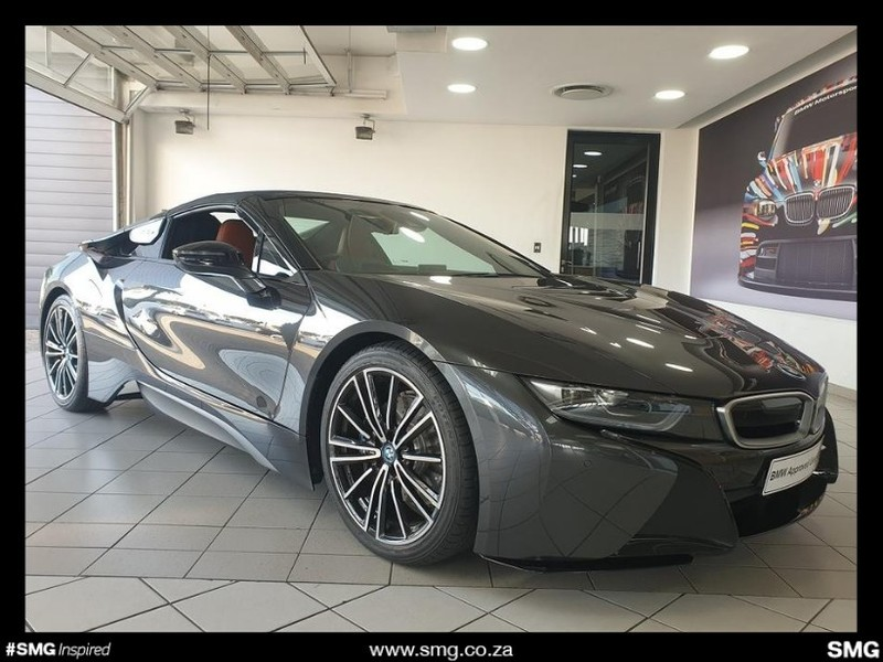 2020 BMW i8 Roadster Western Cape Tygervalley_0