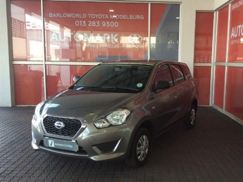 2018 Datsun Go 1.2 7 Seat Mpumalanga Middelburg_0