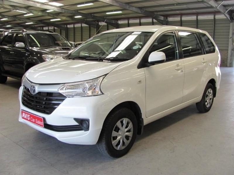 2019 Toyota Avanza 1.5 SX Western Cape Blackheath_0