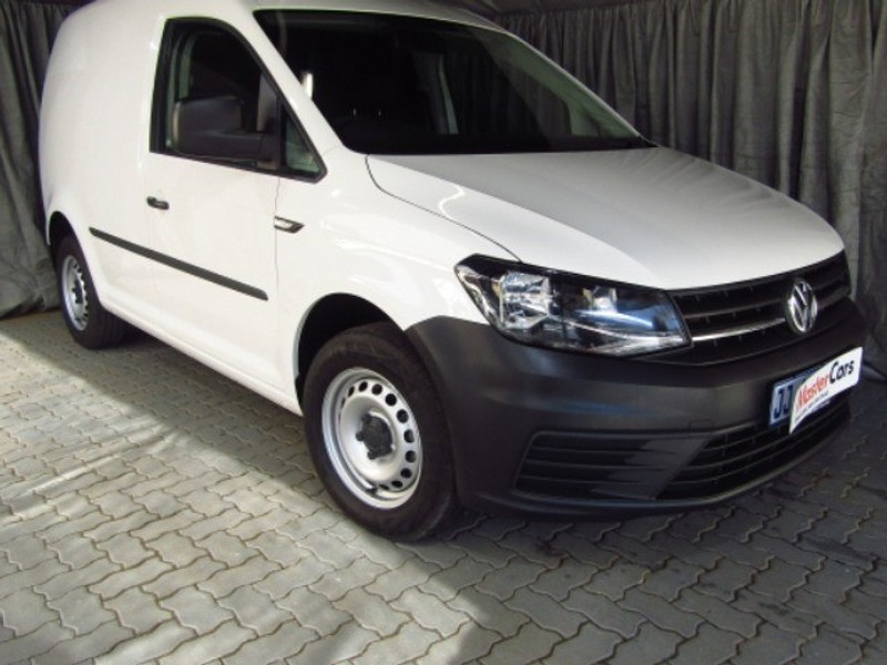 2020 Volkswagen Caddy 1.6i 81KW FC PV Gauteng Johannesburg_0