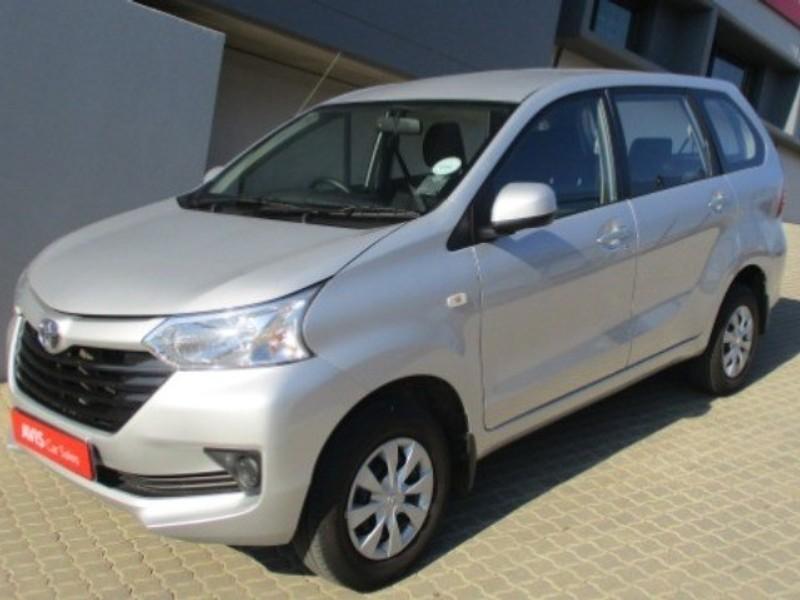 2019 Toyota Avanza 1.5 SX Mpumalanga Nelspruit_0