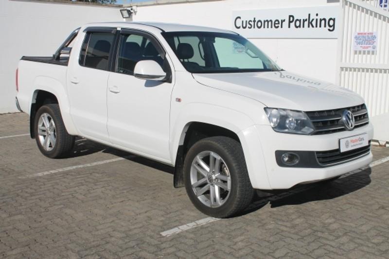 2014 Volkswagen Amarok 2.0 BiTDi Highline 132KW 4MOT Auto Double cab bakk Eastern Cape King Williams Town_0