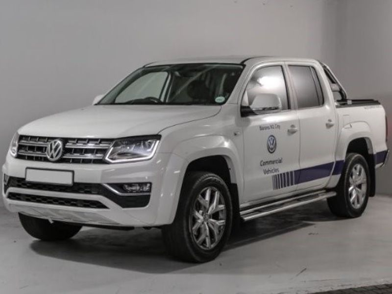 2019 Volkswagen Amarok 2.0 BiTDi Highline 132kW 4Motion Auto Double Cab  Western Cape Cape Town_0
