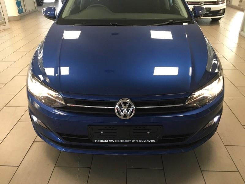 2020 Volkswagen Polo 1.0 TSI Comfortline DSG Gauteng Randburg_0