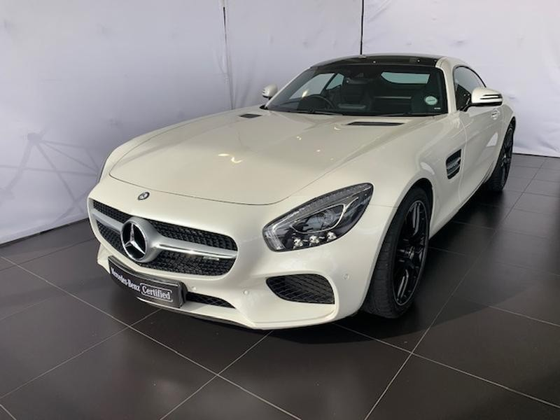 2017 Mercedes-Benz AMG GT 4.0 V8 Coupe Western Cape Paarl_0