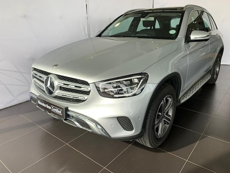 2019 Mercedes-Benz GLC 220d 4MATIC Western Cape Paarl_0