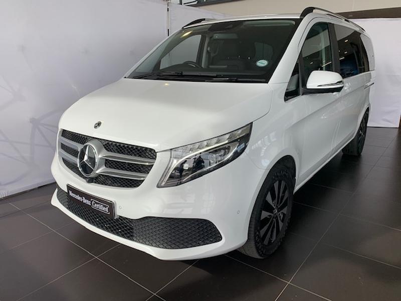 2019 Mercedes-Benz V-Class V250d Auto Western Cape Paarl_0
