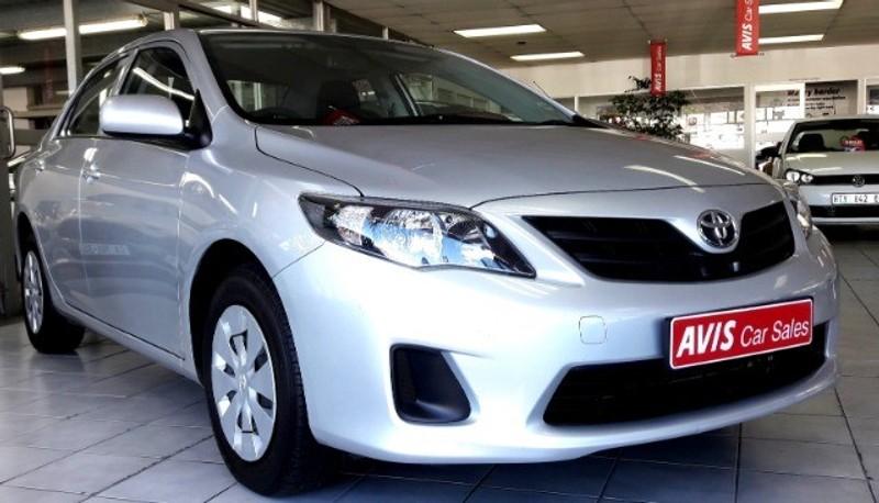 2018 Toyota Corolla Quest 1.6 Western Cape Strand_0