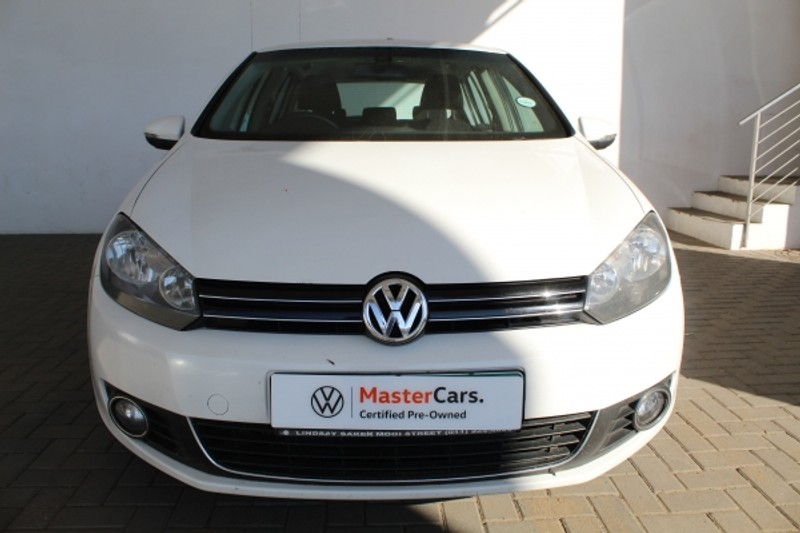 2013 Volkswagen Golf Vi 1.4 Tsi Highline 118kw  Northern Cape Kimberley_0