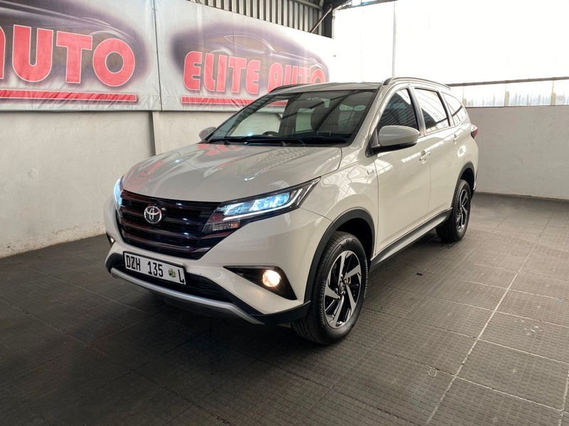 2018 Toyota Rush 1.5 Auto Gauteng Vereeniging_0