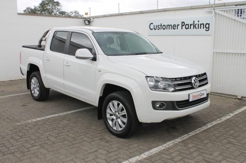 2016 Volkswagen Amarok 2.0 BiTDi Highline 132KW 4MOT Auto Double cab bakk Eastern Cape King Williams Town_0