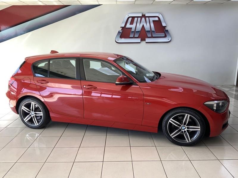 2012 BMW 1 Series 118i Sport Line 5dr f20  Mpumalanga Middelburg_0