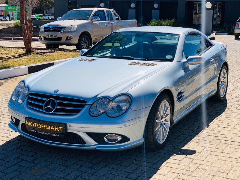 2006 Mercedes-Benz SL-Class SL 55 AMG North West Province Klerksdorp_0