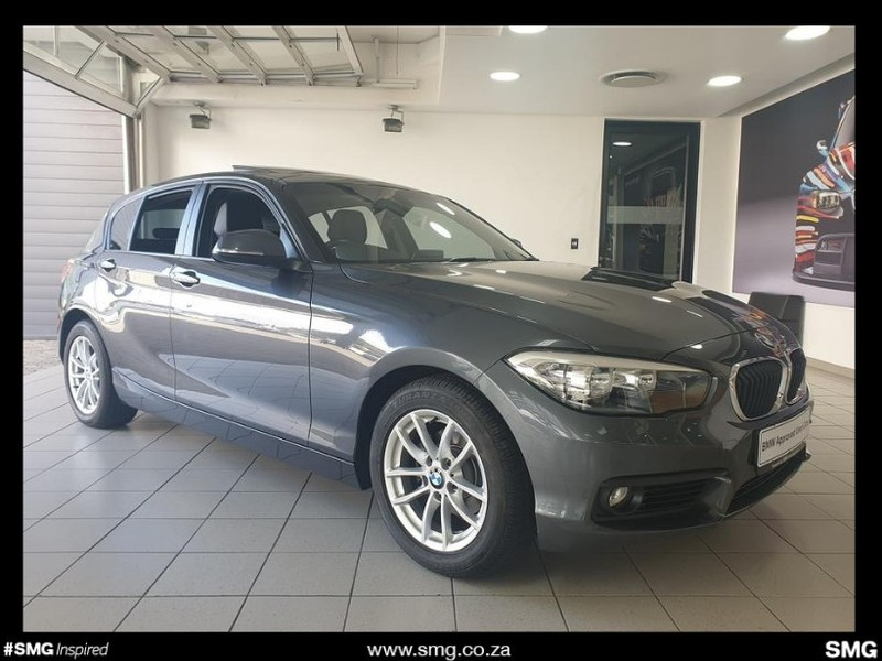 2017 BMW 1 Series 118i 5DR Auto f20 Western Cape Tygervalley_0