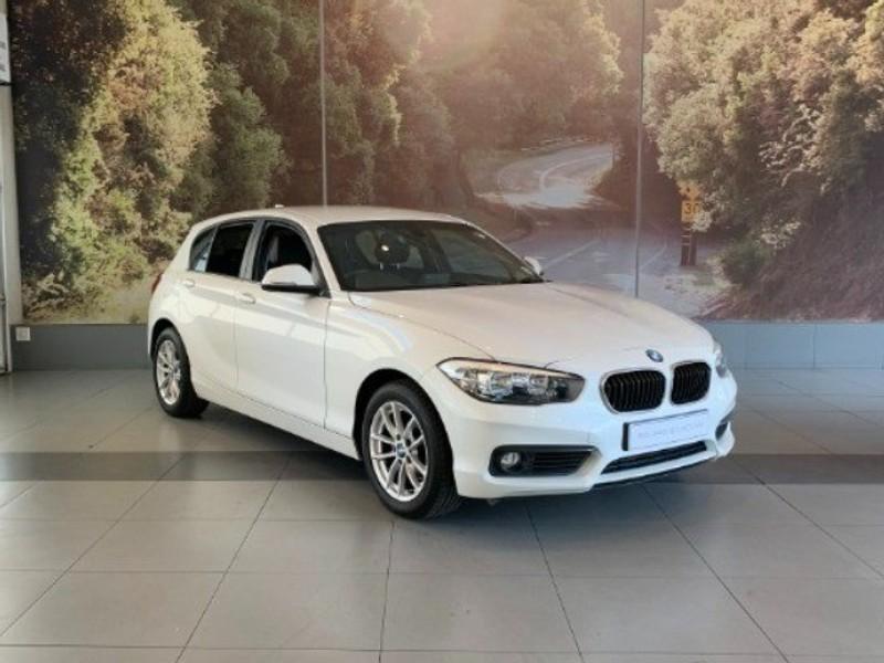 2016 BMW 1 Series 118i 5DR Auto f20 Gauteng Pretoria_0