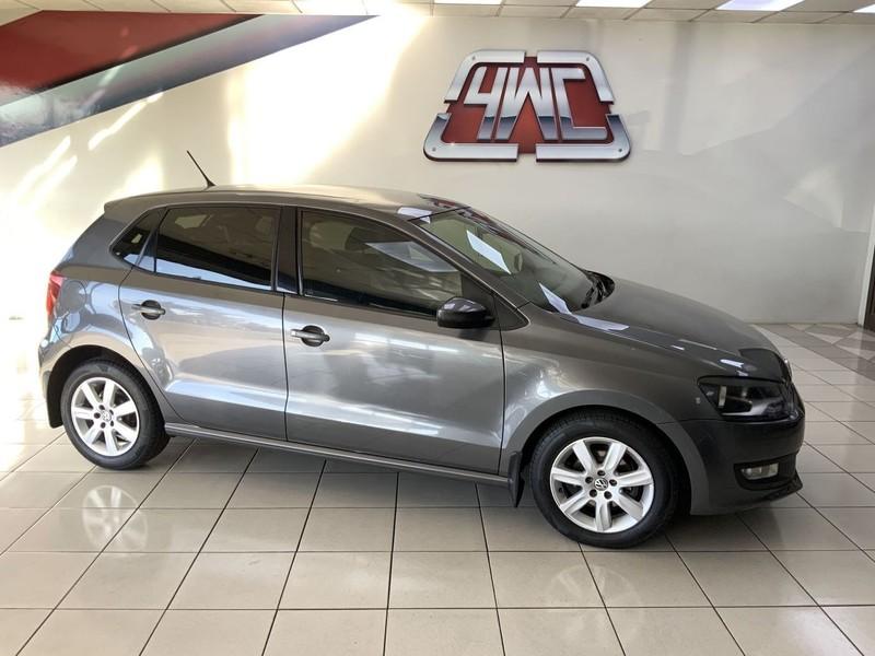 2012 Volkswagen Polo 1.4 Comfortline 5dr  Mpumalanga Middelburg_0