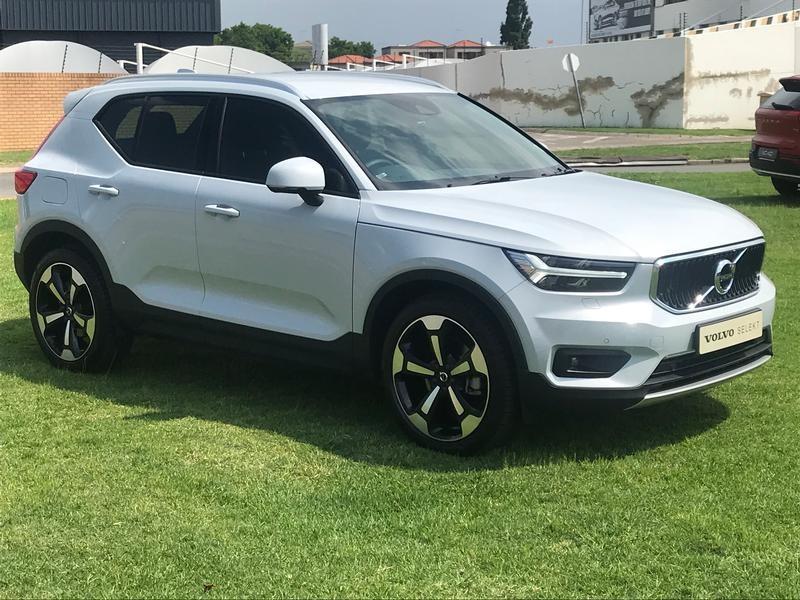 2020 Volvo XC40 T5 Momentum AWD Gauteng Johannesburg_0