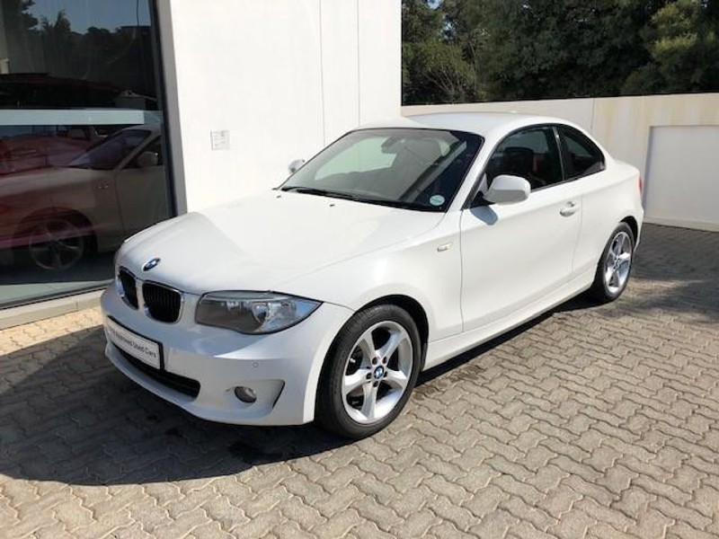 2012 BMW 1 Series 120d Coupe Exclusive At  Gauteng Johannesburg_0