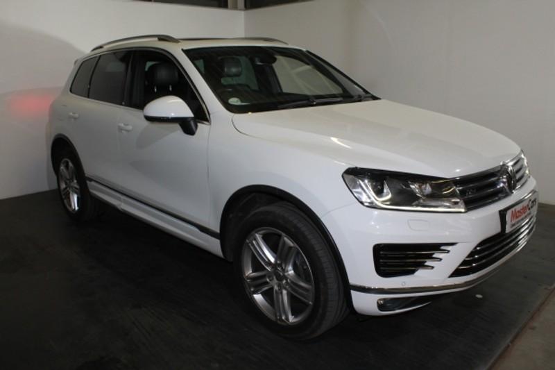 2016 Volkswagen Touareg GP 3.0 V6 TDI Luxury TIP Eastern Cape East London_0
