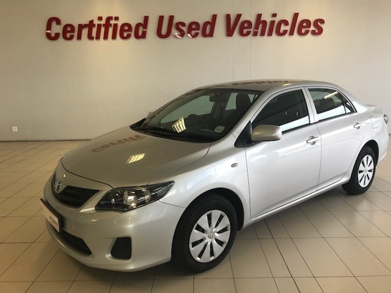 2019 Toyota Corolla Quest 1.6 Western Cape Kuils River_0