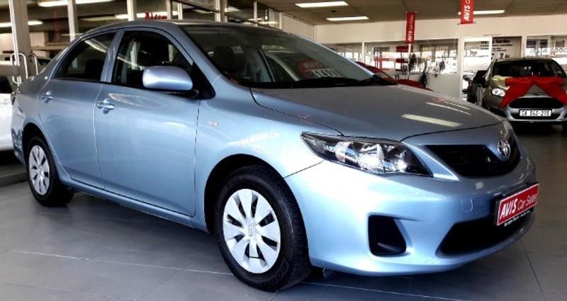 2019 Toyota Corolla Quest 1.6 Western Cape Strand_0