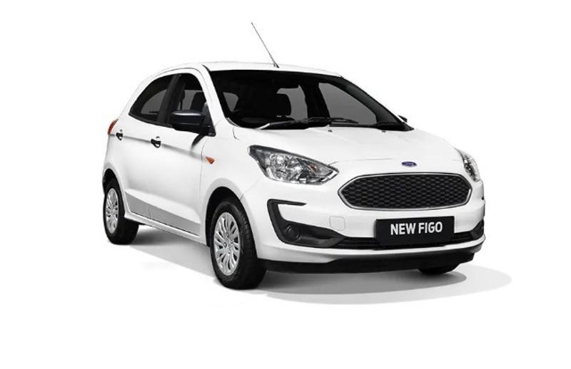 2019 Ford Figo 1.5Ti VCT Ambiente 5-Door Western Cape Strand_0