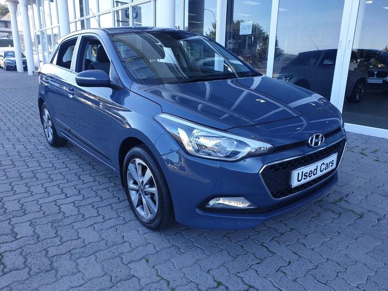 2016 Hyundai i20 1.4 Fluid Auto Western Cape Tygervalley_0