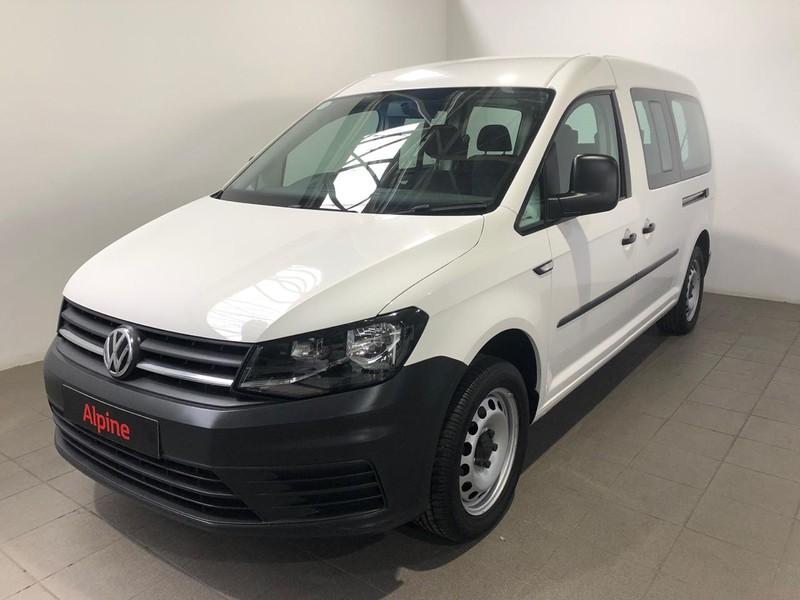 2019 Volkswagen Caddy MAXI Crewbus 2.0 TDi Kwazulu Natal Pinetown_0