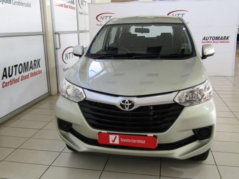 2020 Toyota Avanza 1.5 SX Auto Limpopo Groblersdal_0
