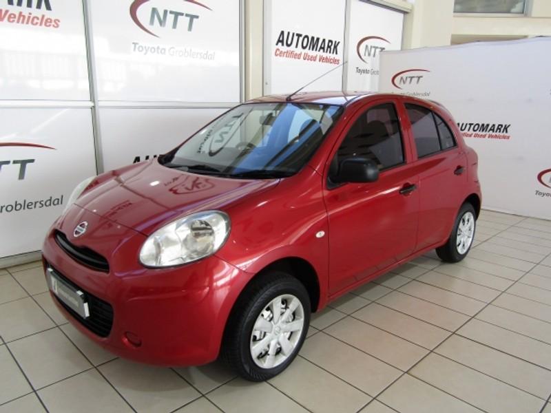 2016 Nissan Micra 1.2 Visia Insync 5dr d86v  Limpopo Groblersdal_0