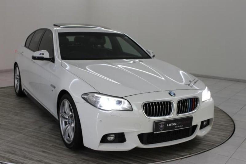 2014 BMW 5 Series 530d Auto M Sport Gauteng Boksburg_0