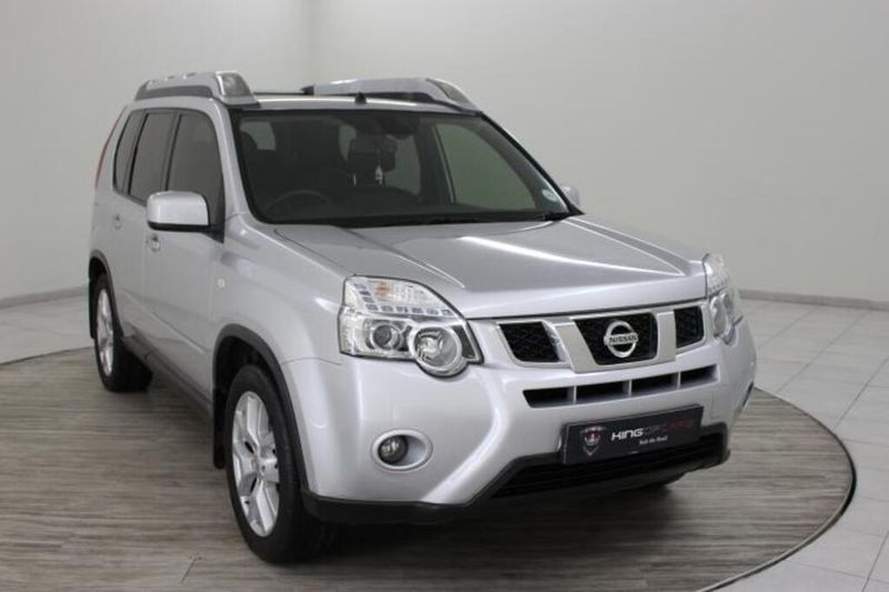 2013 Nissan X-Trail 2.5 Cvt Le r81r87  Gauteng Boksburg_0