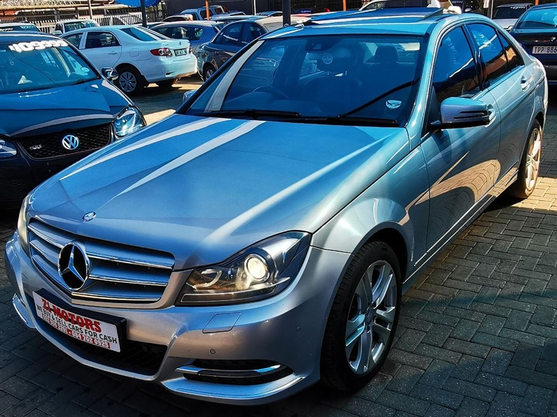 Used Mercedes-Benz C-Class C200 Cdi Avantgarde A/t for ...