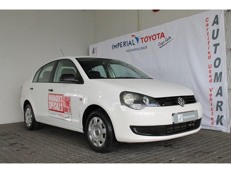 2012 Volkswagen Polo Vivo 1.4 Western Cape Brackenfell_0