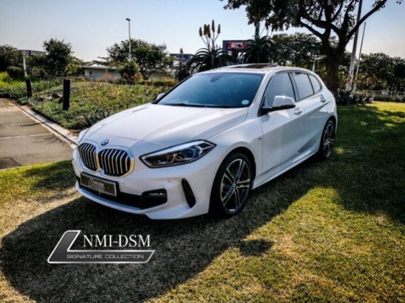 2020 BMW 1 Series 118i Auto F40 Kwazulu Natal Umhlanga Rocks_0