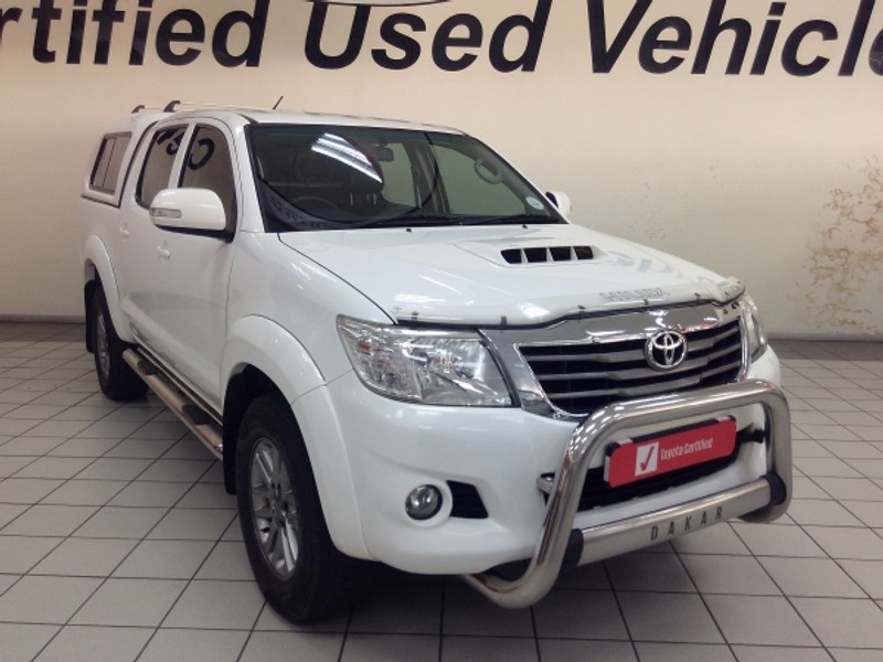 2014 Toyota Hilux 3.0 D-4d Raider 4x4 At Pu Dc  Limpopo Tzaneen_0