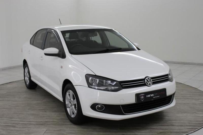 2012 Volkswagen Polo 1.6 Comfortline  Gauteng Boksburg_0